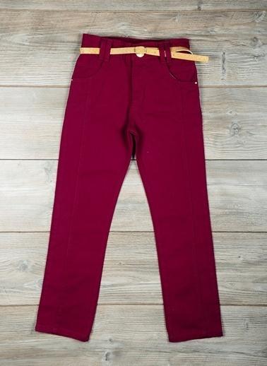 Asymmetry Pantolon Mor